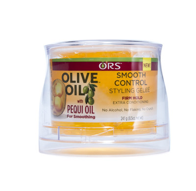 ORS Olive Oil Smooth Control Styling Gelee' - Olive Oil w/ Brazilian Pequi Oil