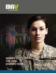 Women Veterans: The Long Journey Home presents the most comprehensive assessment conducted to date of the policies and programs at the Departments of Veterans Affairs (VA), Defense (DoD), Labor (DoL), and Housing and Urban Development (HUD) for women veterans returning home. (PRNewsFoto/DAV)