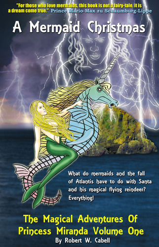 "Prince Mario-Max zu Schaumburg-Lippe says, ""For those who love mermaids, this book is not a fairy-tale, it ..."