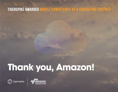 Tigerspike and AWS global relationship in mobility goes from strength to strength