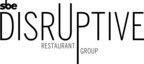 Disruptive Restaurant Group is the leading restaurant company devoted to the development of visionary concepts and award-winning culinary experiences.