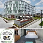 Courtyard Philadelphia South at The Navy Yard has earned a 2016 TripAdvisor Certificate of Excellence acknowledgement for its convenient location, modern accommodations and state-of-the-art features. For information, visit www.marriott.com/PHLCS or call 1-215-644-9200.