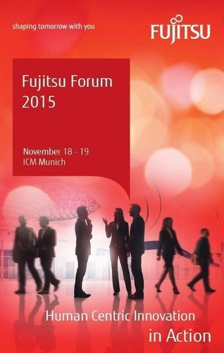 Fujitsu Forum 2015, the company's largest annual event in Europe, will be held November 18-19 at the ...