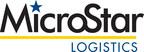 MicroStar Logistics Logo (PRNewsFoto/MicroStar Logistics)