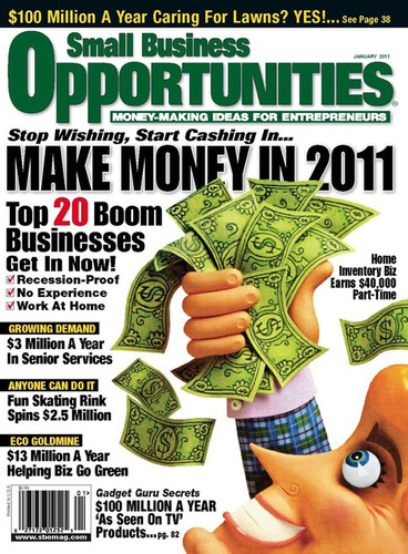 Small Business Opportunities Magazine Launches Redesigned Website, www.sbomag.com, With Resource