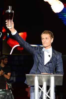 Spain's David Rios Crowned Bartender of the Year at Diageo Reserve World Class Global Final 2013