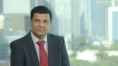Gopul Shah, Head of Global Treasury and Trade Finance at Golden Agri