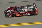 Oz Negri piloted his Michael Shank Racing Ligier Honda to the pole for the Rolex 24 at Daytona.