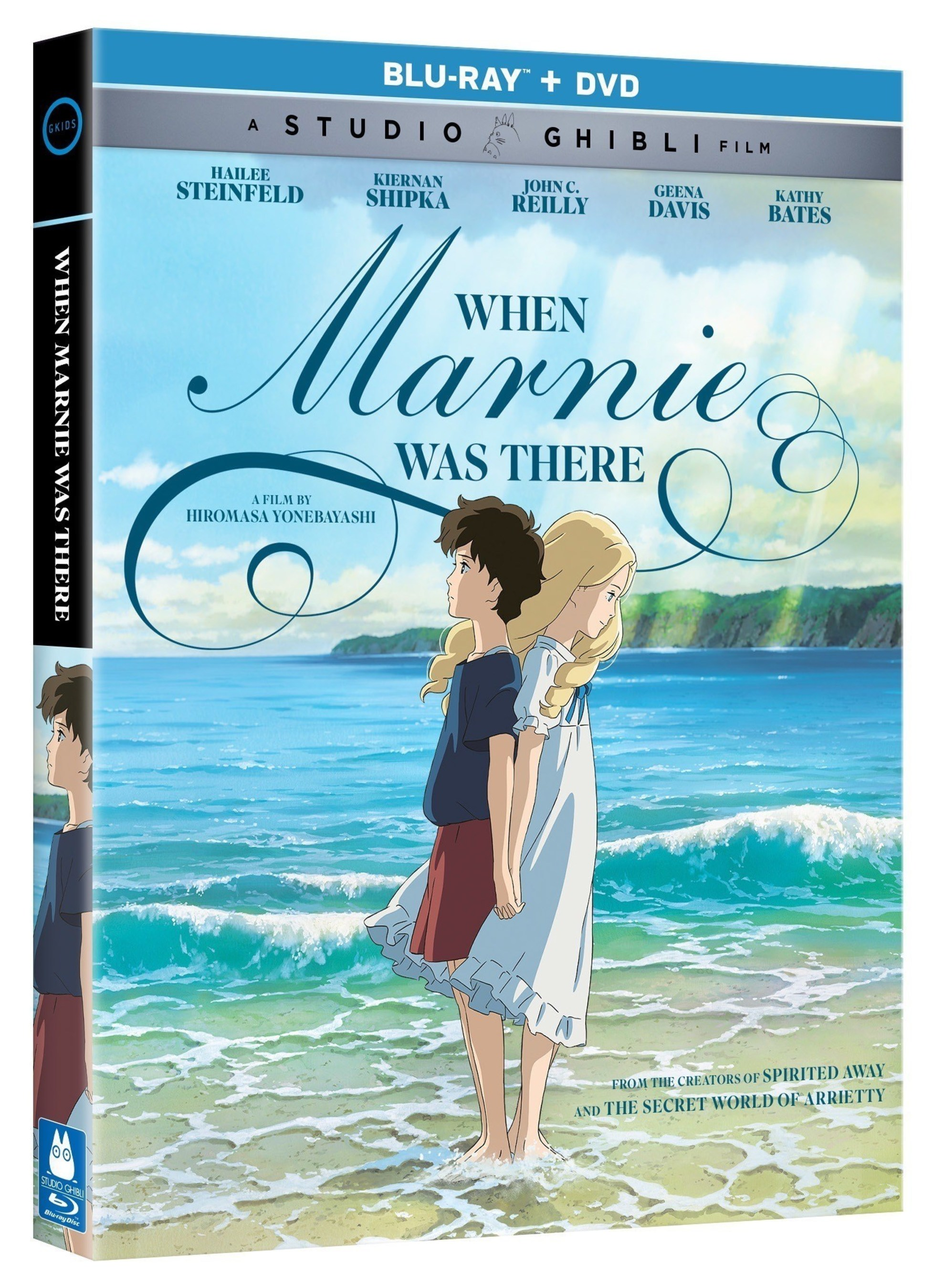 From Universal Pictures Home Entertainment: When Marnie Was There