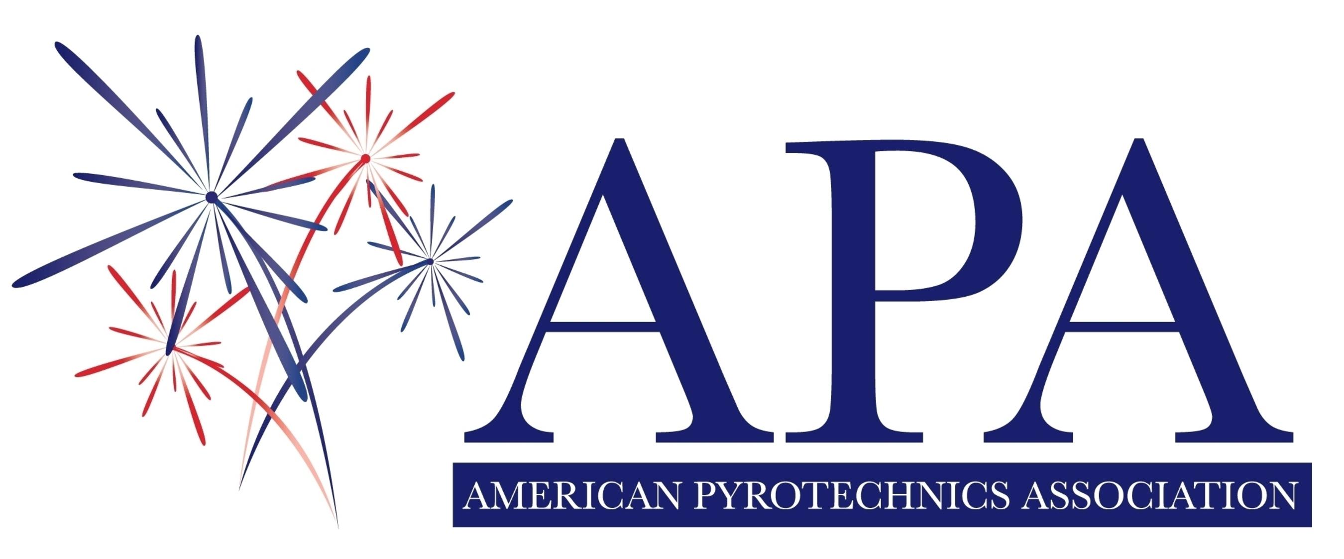 APA Logo (PRNewsFoto/American Pyrotechnics Assoc.)