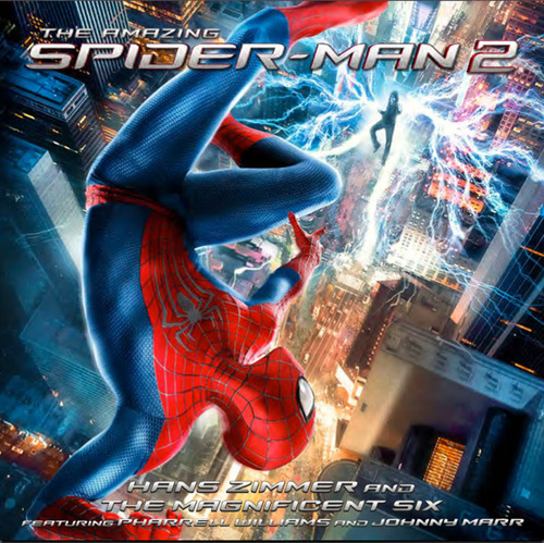 """The Amazing Spider-Man 2"" Original Soundtrack Available Tuesday, April 22 In The U.S. (PRNewsFoto/Columbia Records) (PRNewsFoto/COLUMBIA RECORDS)"
