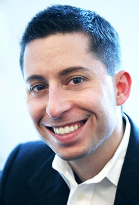 Michael Pranikoff, PR Newswire's Global Director of Emerging Media.  (PRNewsFoto/PR Newswire Association LLC)