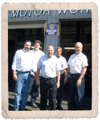 Continental Motor Works. (PRNewsFoto/Continental Motor Works)