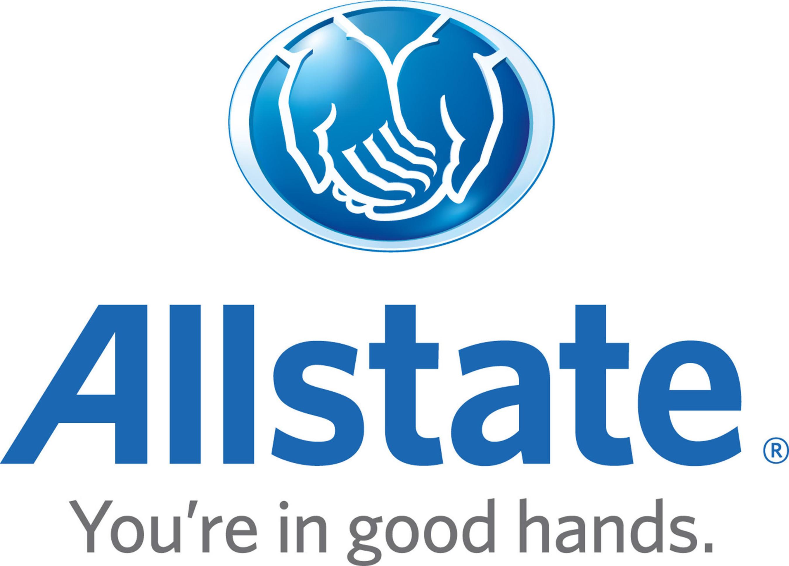 Allstate Insurance Co. logo.