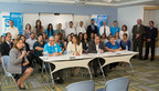 Doral Employees During Press Conference