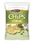 New Sea Salt Popped Edamame Chips from Crunchmaster(R).  (PRNewsFoto/Crunchmaster)