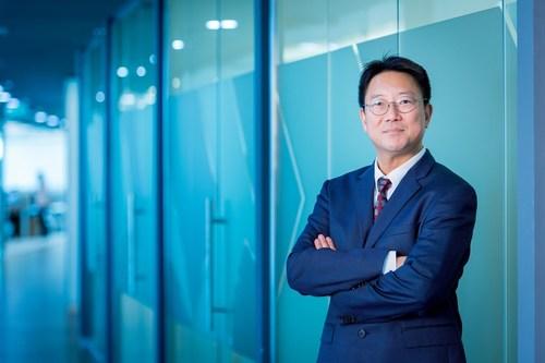 Michael Pak, Senior Vice President - Secure Communications Engineering, DarkMatter (PRNewsFoto/DarkMatter) (PRNewsFoto/DarkMatter)
