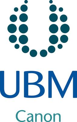 Logo.  (PRNewsFoto/UBM Canon)