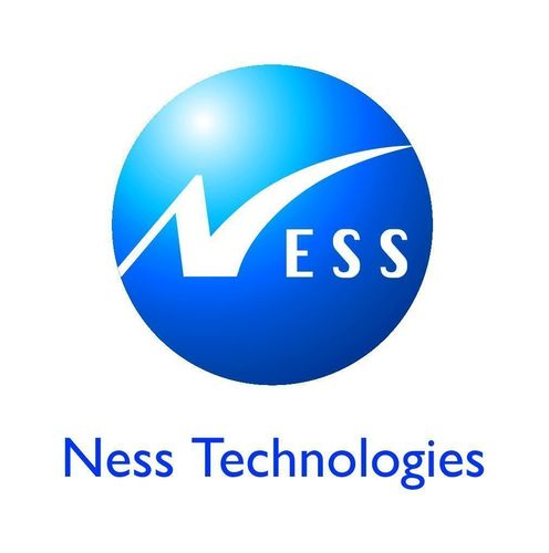 Ness Technologies Logo (PRNewsFoto/Ness Technologies)