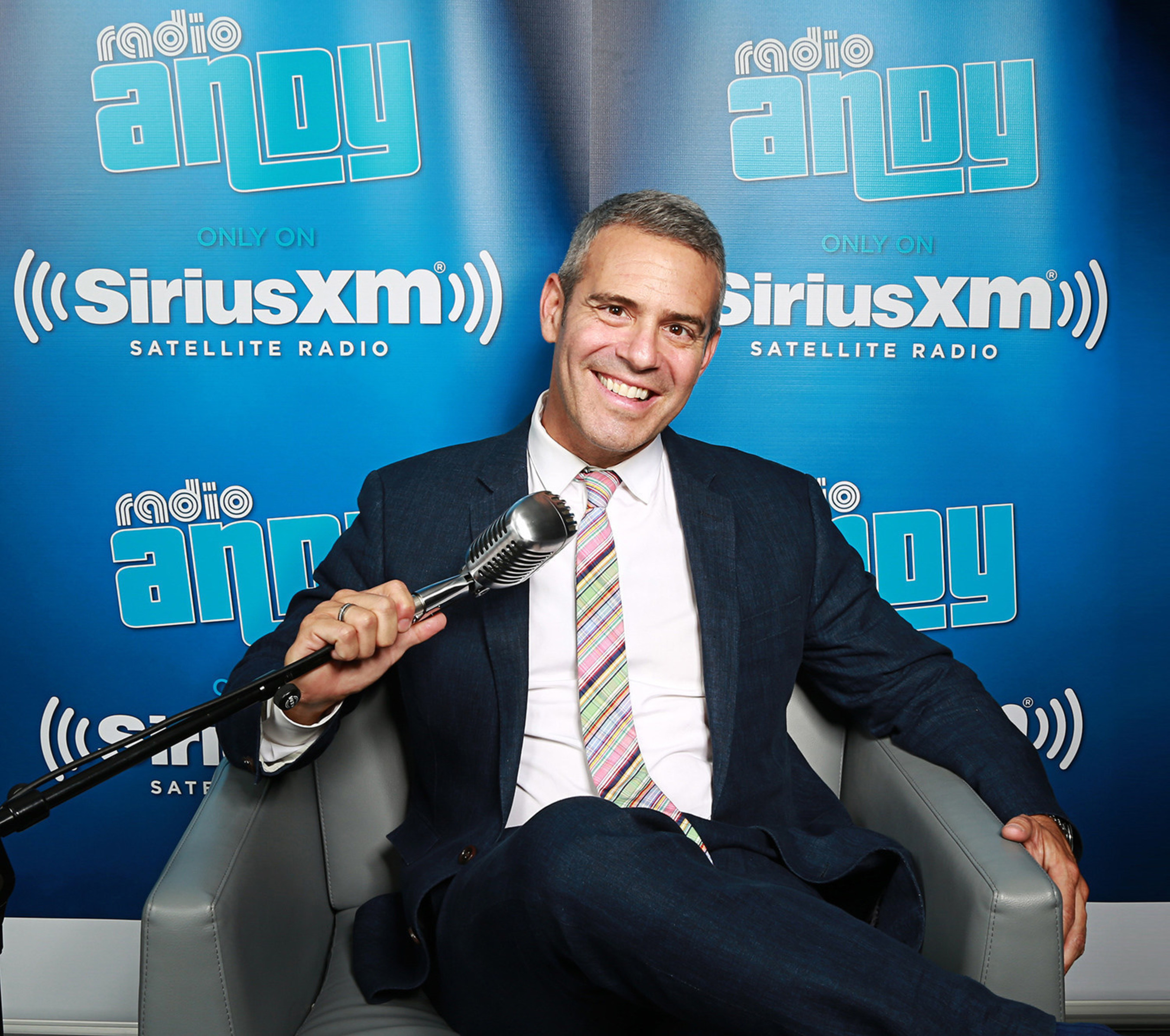 Andy Cohen to Launch his Exclusive SiriusXM Channel Radio Andy on September 14