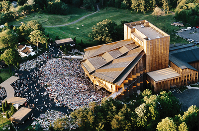 Wolf Trap National Park for the Performing Arts - Host Venue for 2011 Wolf Trap Summer Season.  (PRNewsFoto/Wolf Trap Foundation for the Performing Arts, Robert Llewellyn)