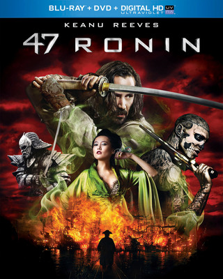 From Universal Studios Home Entertainment: 47 Ronin. (PRNewsFoto/Universal Studios Home Entertainment) (PRNewsFoto/UNIVERSAL STUDIOS HOME...)
