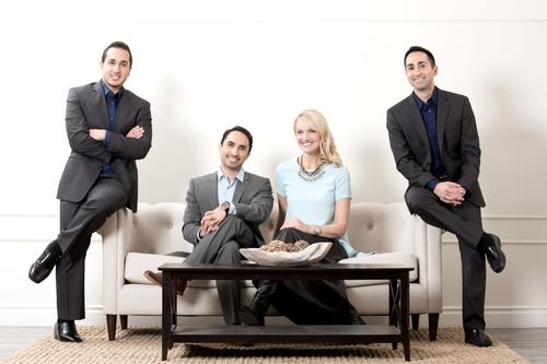 Abbyson Living Signs Licensing Agreement with Celebrity Designer Monica Pedersen.  (PRNewsFoto/Abbyson Living)
