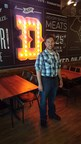 Owner/Operator Brandon Philp opens Dickey's Barbecue Pit in Camp Hill on Thursday