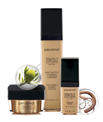 Stem Cells Phyto-Elite(TM) Collection (PRNewsFoto/Pevonia)