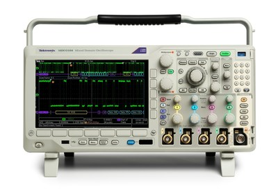 Tektronix delivers a complete CAN FD protocol trigger, decode and search solution for its MDO3000 and MDO4000C Series of mixed domain oscilloscopes to help automotive engineers meet consumer demand for more capable and sophisticated electronic modules and integrated systems. Automobile manufacturers are increasingly adopting the CAN FD (Controller Area Network with Flexible Data Rate) protocol which allows them to transmit more data inside vehicles.