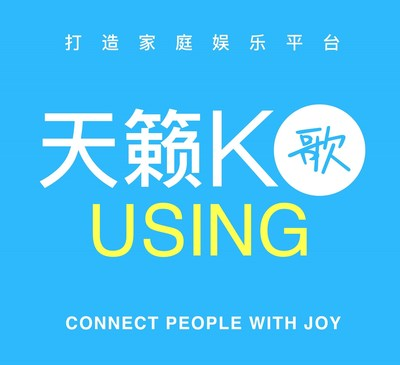 USING is a karaoke app with various functions, such as recording your own audio and video, showing professional sound effects, giving performance rate, providing mobile live show, cloud-saving and sharing, singing contests and activities. It is covered on various platforms, including mobile phones, tablets, TV sets and so on.