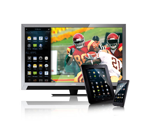 VIZIO Announces VIA Plus, The Connected CE Ecosystem That Delivers A Unified User Experience From the Big ...