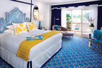 The newly re-envisioned guest rooms at Eau Palm Beach Resort & Spa feature fresh designs from iconic potter, designer and author Jonathan Adler