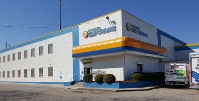 Compass Self Storage offers a fully climate controlled, drive through building at their newest location in Philadelphia, PA