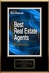 """Tom L. Love Selected For """"America's Best Real Estate Agents: Oklahoma"""" (PRNewsFoto/American Registry)"""