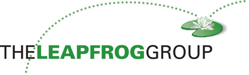 Logo for The Leapfrog Group. (PRNewsFoto/The Leapfrog Group)