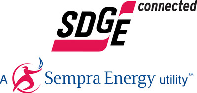 SDG&E is a regulated public utility that provides safe and reliable energy service to 3.4 million consumers through 1.4 million electric meters and 861,000 natural gas meters in San Diego and southern Orange counties. The utility's area spans 4,100 square miles. SDG&E is committed to creating ways to help customers save energy and money every day. SDG&E is a subsidiary of Sempra Energy (NYSE: SRE), a Fortune 500 energy services holding company based in San Diego.  Connect with SDG&E's Customer Contact Center at 800-411-7343, on Twitter (@SDGE) and Facebook.  (PRNewsFoto/San Diego Gas & Electric (SDG&E))