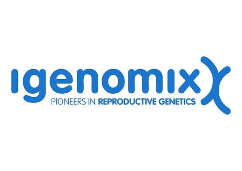 IGENOMIX Logo (PRNewsFoto/Igenomix India Pvt Ltd)