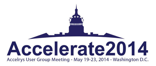 Accelerate2014 is an exclusive five-day event designed specifically for Accelrys customers and partners with an  ...