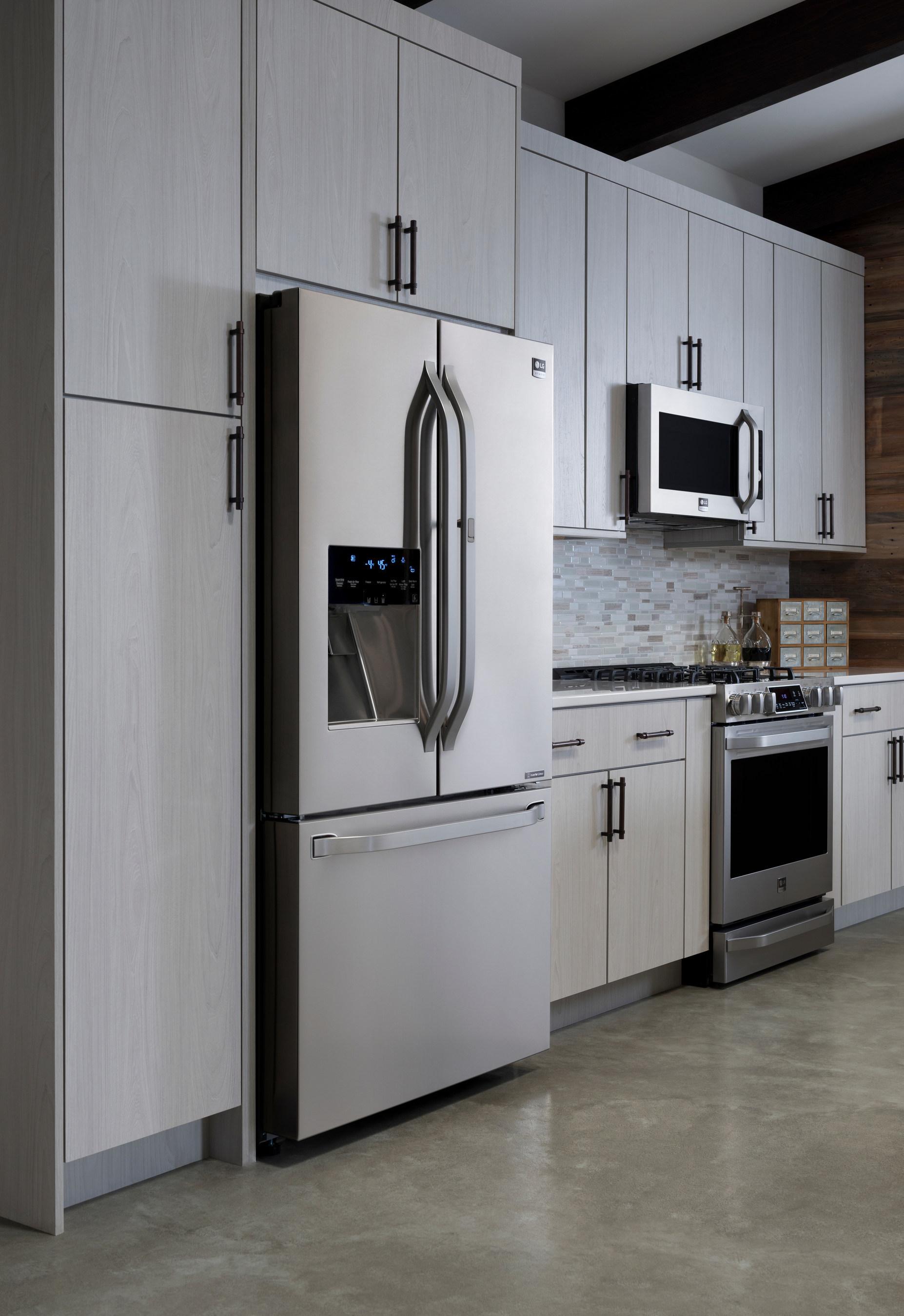 LG Studiou0027s Artistic Advisor And Renowned Interior Designer Nate Berkus Has  Inspired The Design Of The
