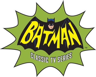 Batman Classic TV Series licensing program logo. (PRNewsFoto/Warner Bros. Consumer Products)