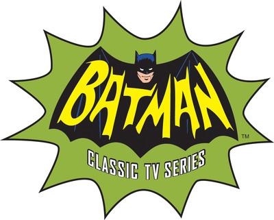 Batman Classic TV Series licensing program logo. (PRNewsFoto/Warner Bros. Consumer Products)