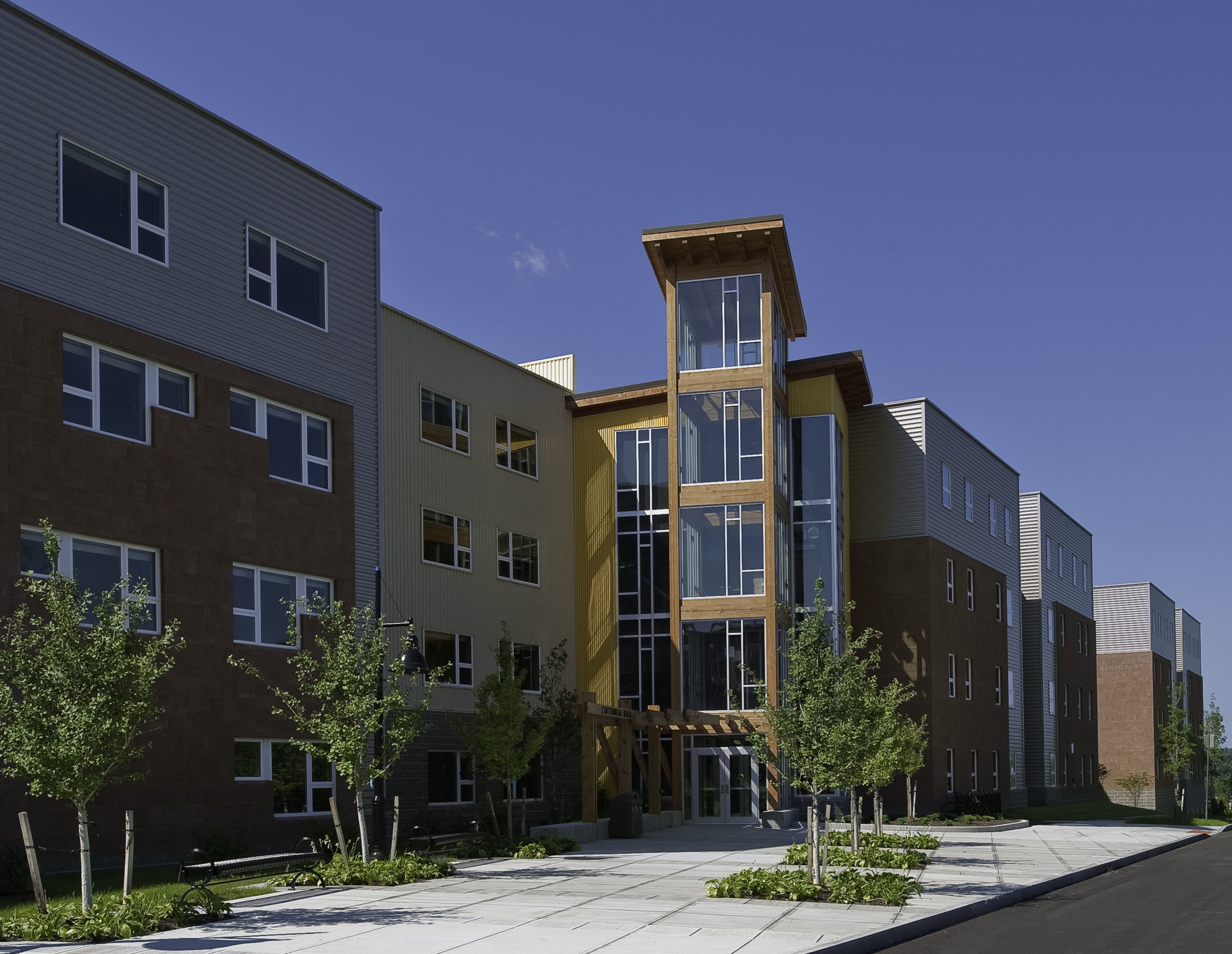 Suny Esf Campus Map.Suny Esf S Centennial Hall Ranked As One Of Nation S Top Dorms By