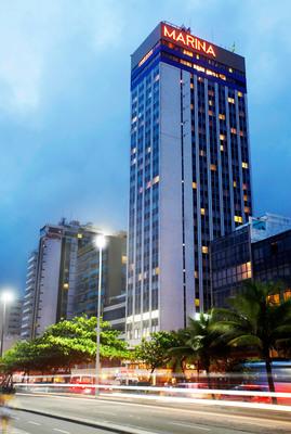 BHG announces the acquisition of Marina Palace Hotel in Rio de Janeiro. (PRNewsFoto/BHG S.A. - Brazil Hospitality Group) (PRNewsFoto/BHG S.A.)