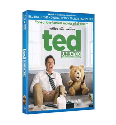 Ted.  (PRNewsFoto/Universal Studios Home Entertainment)