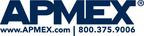 APMEX Inc. Logo.  (PRNewsFoto/APMEX, Inc.)