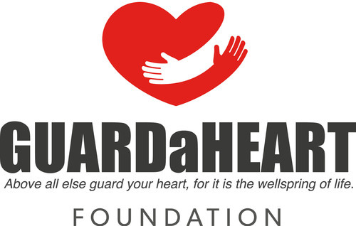 GUARDaHEART logo.  (PRNewsFoto/GUARDaHEART Foundation)