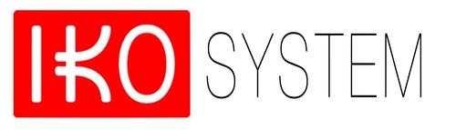 IKO System logo (PRNewsFoto/IKO System) (PRNewsFoto/IKO System)