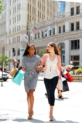 The Magnificent Mile Shopping Festival presented by MasterCard fuses fashion, food and fitness during a 10-day celebration of Chicago's one-of-a-kind shopping destination.
