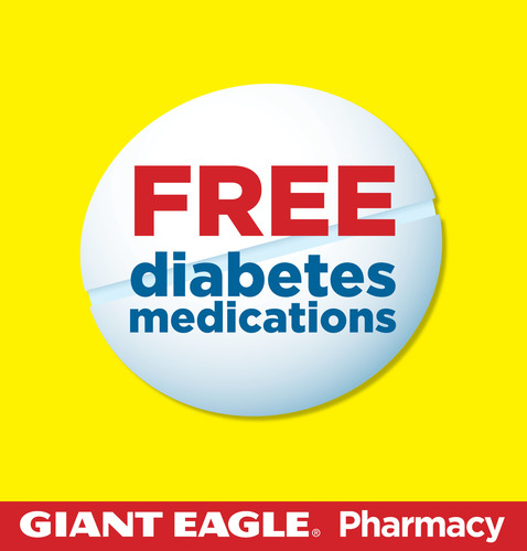 Giant Eagle® Expands Free Prescription Program To Include Free Diabetes Medicines in Western